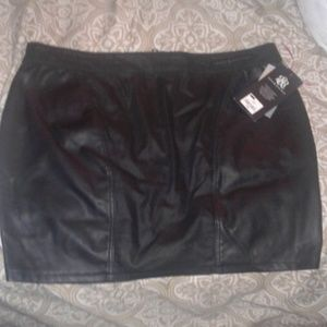 Black Rock and Republic Mini Skirt